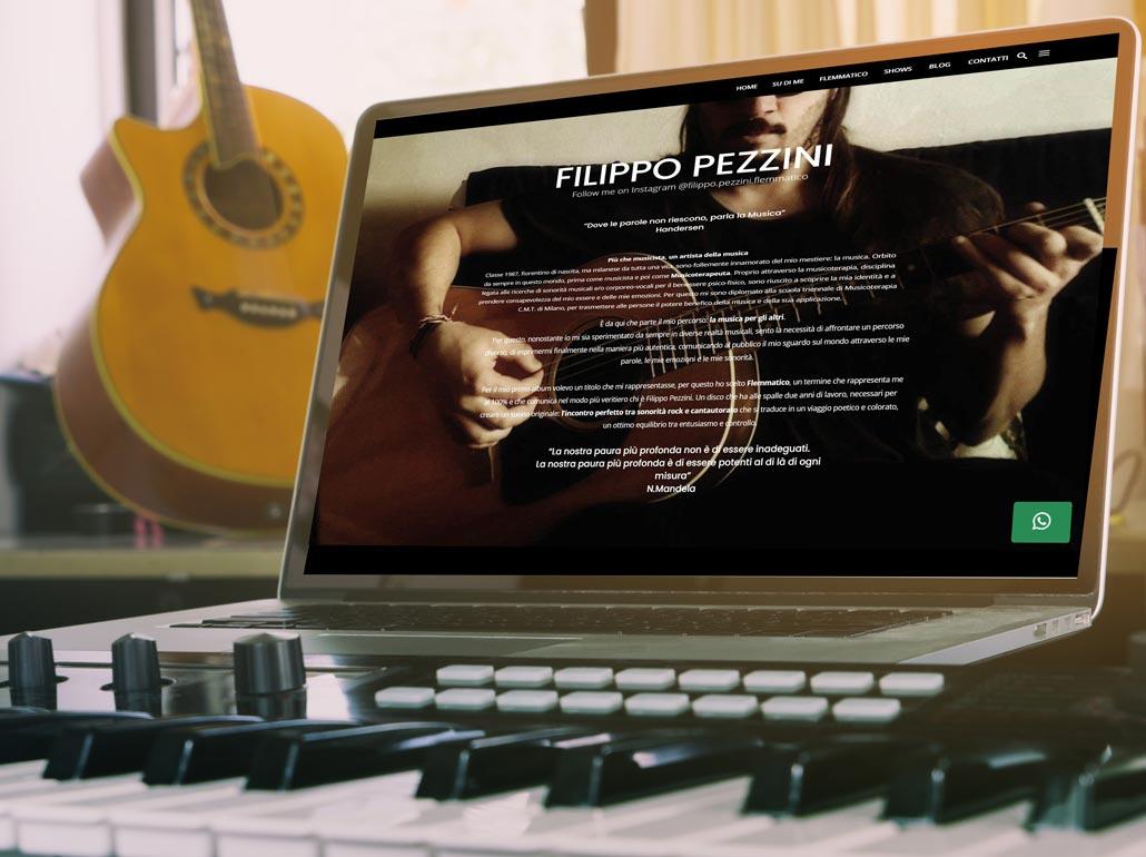 FILIPPO_PEZZINI_Popolamento_sito_pg1_TRENDIEST